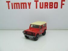 MATCHBOX LAND ROVER NINETY 90 COUNTY RED 1987 1:62 65 MM LONG DIECAST F