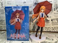 In box 20CM Sword Art Online Yuuki Asuna Anime Figure SAO Girl Collection Toy