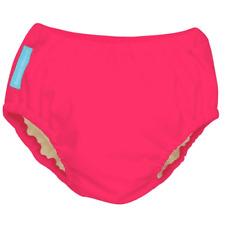 Charlie Banana Reusable Swim Diaper Hot Pink - Large (20-27) Lbs. New!