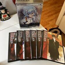 neon genesis evangelion platinum complete box DVD set