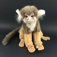 "Hansa Spider Monkey Stuffed Animal Plush 2004 Lifelike Portraits of Nature 7"""