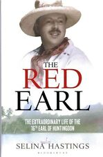 The Red Earl: The Extraordinary Life of the 16th Earl of Huntingdon-ExLibrary