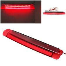 12V 18 LED Tail Third Brake Light Rear High Position Mount Lamp Red 1210 Bulb