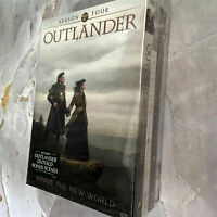 Outlander: The Complete Season 1-4 (DVD, 19-Disc Set) US Seller Free Shipping