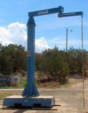 Gorbel AJ-360 Series Freestanding 500 lbs. Articulating Jib Crane