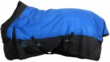 Showman Blue 1680 Denier Waterproof & Breathable Turnout Winter Horse Blanket
