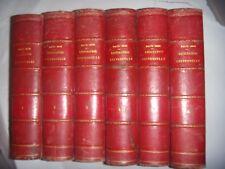Géographie universelle de Malte-Brun en 6 volumes, 1855-57, BE