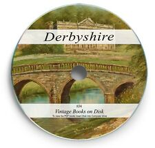 History of Derbyshire   Derby Buxton Matlock Dovedale Chatsworth Millers Dale J4