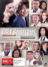 Grey's Anatomy : Season 10 (DVD, 2014, 6-Disc Set)