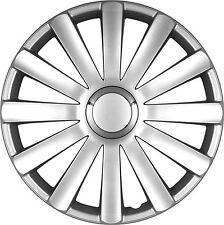 """4 x tapacubos Spyder pro 16"""" pulgadas para todos los automóviles (excepto bus) para pulgadas 16"""