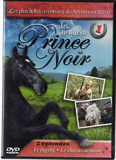 PRINCE NOIR - Intégrale kiosque - Saison 1 - dvd 1_Episodes 1 & 3