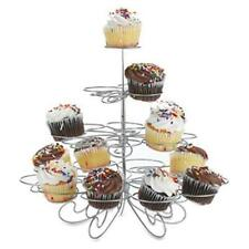 Cupcakes n more Wilton Dessert Cupcake Muffin Stand Holds 18  Wedding Party