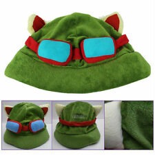 CAPPELLO TEEMO HAT LEAGUE OF LEGENDS COSPLAY BERRETTO ORIGINAL  LOL
