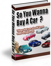 Get A Great Deal On A Car - Save Money - Inside Secrets On A Car Purchase (CD)