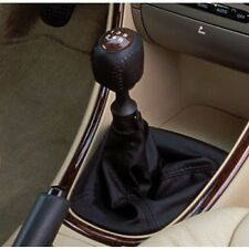 Genuine Leather Gear Shift Boot Gaiter Cover Sleeve fit Lancia Lybra 1999 - 2005
