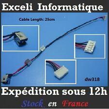 Connecteur alimentation Dc Jack cable dw318 LENOVO G780 59344005 59344004