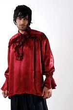 Renaissance Gothic Pirate Medieval Costume Shirt ToBeAPirate.com