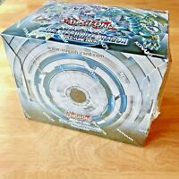 Sealed Case 8X Saga of the Blue-Eyes White Dragon Structure Deck (SDBE) YuGiOh!