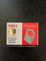Genuine OKI Nylon Ribbon Cartridge (Black) Microline 520/521