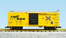 USA Trains G Scale R19099 RailBox (Southern) Box Car CHOICE #'s NEW RELEASE