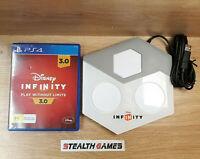 Disney Infinity 3.0 Ps4 Game+Base Portal - Sony Ps3 & Ps4, Nintendo Wii & Wii U