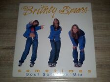 rare FRENCH cd Britney Spears ★ SOMETIMES SOUL SOLUTION MIX promo CD Toxic Radar