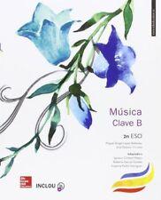 (VAL).(16).MUSICA (CLAVE B) 2N.ESO *VALENCIA*. ENVÍO URGENTE (ESPAÑA)