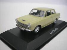 Ford Cortina Mk I 1962 Green 1/43 maxichamps 940082001 New