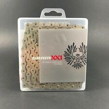 SRAM PC-XX1 Eagle Gold 12-Speed Chain 126 Links XX1 XO1