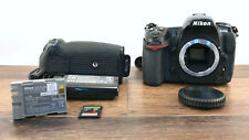 Nikon D300S 12.3MP Digital SLR Camera Body with Battery Pack