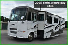 2005+Tiffin+Motorhomes+Allegro+Bay+Used+Motor+Home+Class+A+Coach+Gas+Chevy+RV+MH