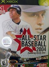 All-Star Baseball 2004 (Microsoft Xbox, 2004