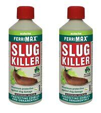 Slug Killer Pellets 650g Ecofective X 2 Garden Gardening