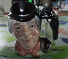 Royal Doulton Toby or Character Jug The Walrus and Carpenter D6608