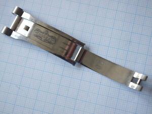 Rolex Jubilee Bracelet Crownclasp Ref. 63203 AD11 16.2 mm x 42mm Total