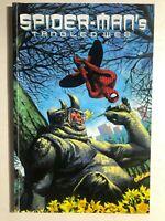 SPIDER-MAN'S TANGLED WEB volume 1 (2001) Marvel Comics TPB 1st VG/VG+