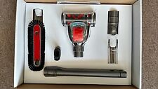 Dyson Vacuum Cleaner Car Cleaning Kit ATTACHMENTS + Flexi Crevice Tool  ADAPTERS