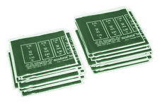 CanDo AccuForce Exercise Band-box of 40, 4ft lengths-Green-medium-1476950 NEW