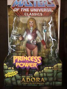 Mattel Masters of the Universe Classics ADORA figure MOC FOUR HORSEMEN MOTUC POP
