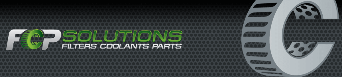 FCP Solutions Filter Coolants Parts