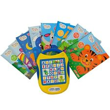 Baby Einstein: My First Smart Pad Library: Activity Pad and 8 Book Set