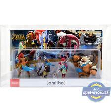1 x Nintendo Amiibo Zelda Champions BOX PROTECTOR 0.5mm Plastic Display Case