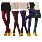 Stylish Women's Sexy Tights Semi Opaque Pantyhose Multicolor Stockings Hosiery