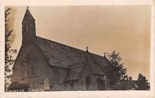 Cheshire - CROWTON  Church,  Real Photo