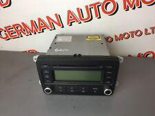VW GOLF MK5 2004-2008 RADIO STEREO CD PLAYER HEAD UNIT 1K0035186P