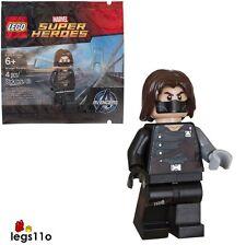 Oficial Lego Invierno Soldado Minifigura Nuevo y sin abrir Polybag