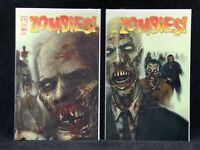 Zombies! Feast IDW Comics Issues No. 1, 4/ Lot/ Walking Dead/ Limited/ Marvel