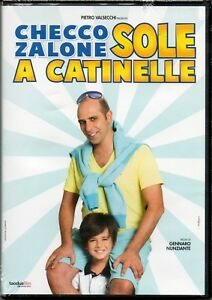 Sole a catinelle - dvd - nuovo