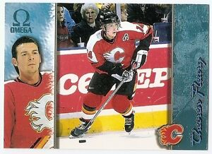 97/98 PACIFIC OMEGA ICE BLUE PARALLEL Hockey (#1-50) U-Pick from List