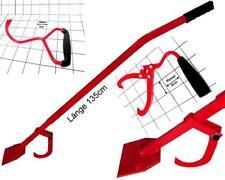 Fällheber mit Wendehilfe 135cm Handpackzange Hebehaken Packhaken Set 1+2